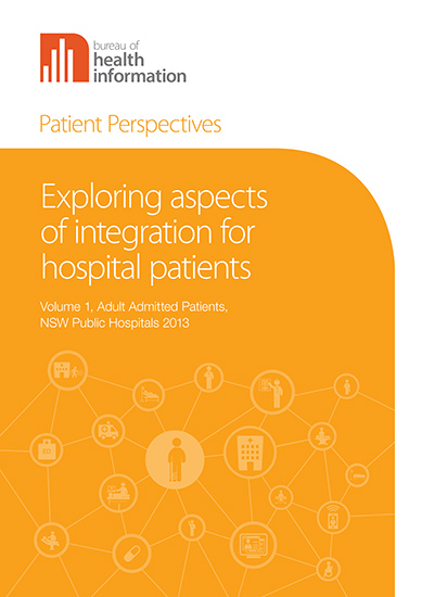 Exploring aspects of integration for hospital patients, Volume 1 cover image