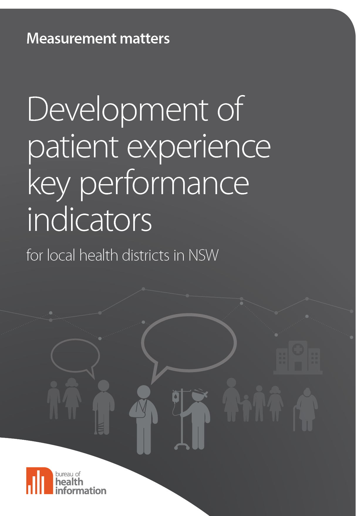 Development of patient experience KPIs cover image