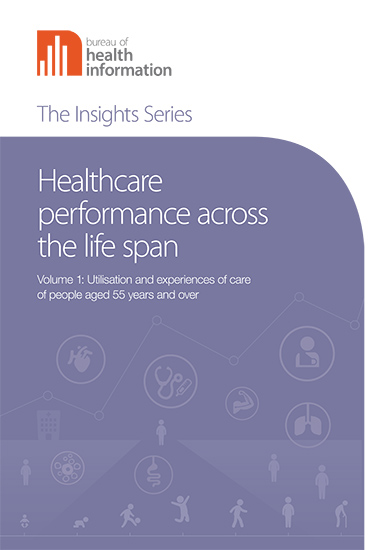 Utilisation and experiences of care of people aged 55+ cover image