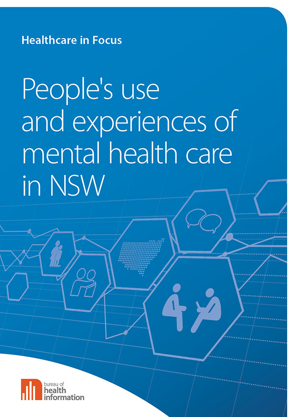 People's use and experiences of mental health care in NSW cover image