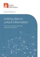 Data Matters: Linking data to unlock information