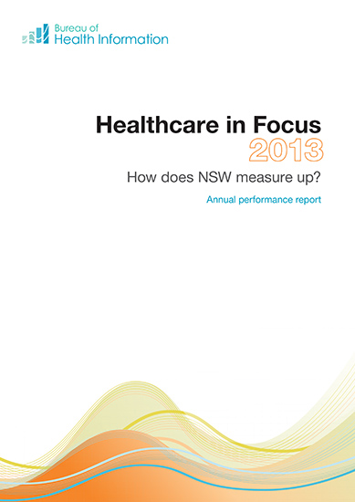 2013 - How does NSW measure up? cover image