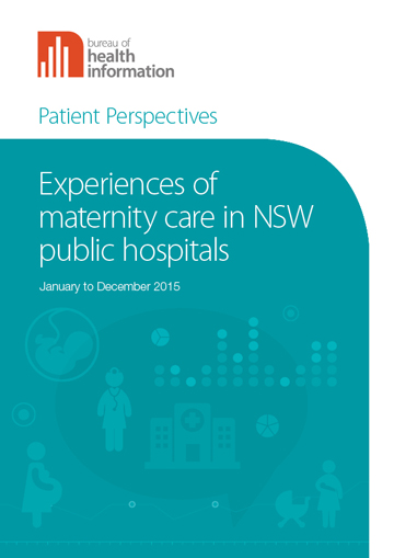Experiences of maternity care in NSW public hospitals cover image