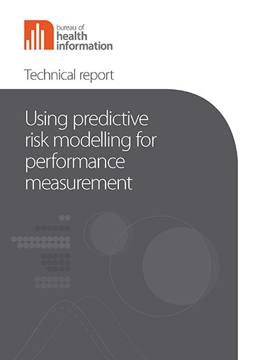 Using predictive risk modelling for performance measurement cover image