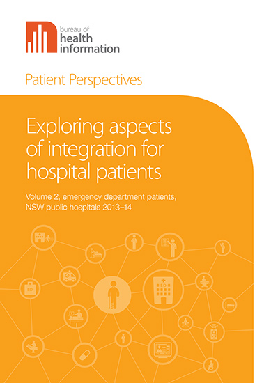 Exploring aspects of integration for emergency department patients, Volume 2 cover image
